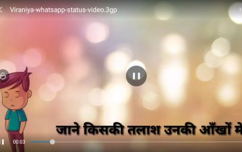 Viraaniya Sad whatsapp status video Download